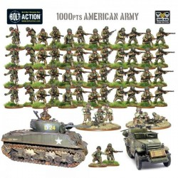 BOLT ACTION AMERICAN STARTER ARMY / US ARMY