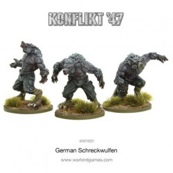 GERMAN SHRECKWULFEN KONFLIKT' 47