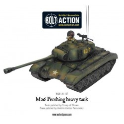BOLT ACTION M26 PERSHING