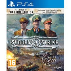 SUDDEN STRIKE 4 (PS4)