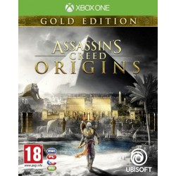 ASSASSINS CREED ORIGINS GOLD EDITION (XONE)