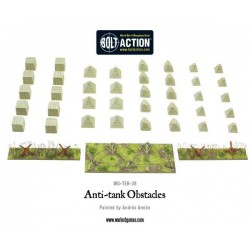 ANTI-TANK OBSTACLES BOLT ACTION