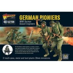 GERMAN PIONEERS BOLT ACTION