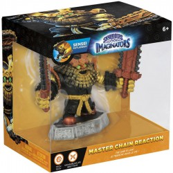 MASTER CHAIN REACTION SENSEI SKYLANDERS IMAGINATORS