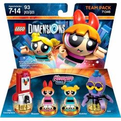 LEGO DIMENSIONS TEAM PACK THE POWERPUFF GIRLS