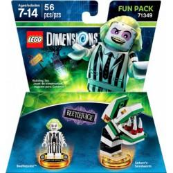 LEGO DIMENSIONS FUN PACK BEETLEJUICE