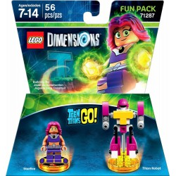LEGO DIMENSIONS FUN PACK TEEN TITANS GO!
