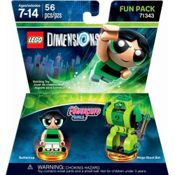 LEGO DIMENSIONS FUN PACK THE POWERPUFF GIRLS