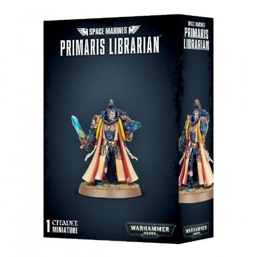 SPACE MARINES PRIMARIS LIBRARIAN WARHAMMER 40K