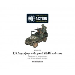US ARMY WILLYS JEEP BOLT ACTION