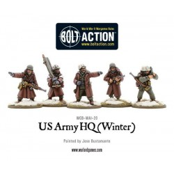 US ARMY COMMAND (WINTER) BOLT ACTION