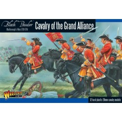 MARLBOROUGH'S WARS CAVALRY OF THE GRAND ALLIANCE