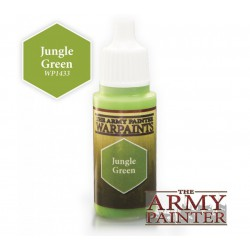 FARBA  WARPAINTS : JUNGLE GREEN