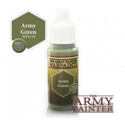 FARBA  WARPAINTS : ARMY GREEN
