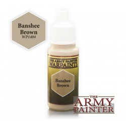 FARBA WARPAINTS BANSHEE BROWN THE ARMY PAINTER