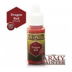 FARBA WARPAINTS DRAGON RED THE ARMY PAINTER