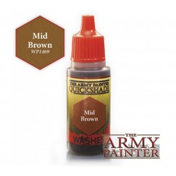 FARBA WARPAINTS MID BROWN TONE THE ARMY PAINTER