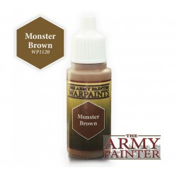 FARBA WARPAINTS MONSTER BROWN THE ARMY PAINTER