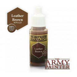 FARBA WARPAINTS LEATHER BROWN THE ARMY PAINTER