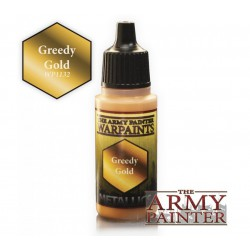 FARBA WARPAINTS GREEDY GOLD THE ARMY PAINTER