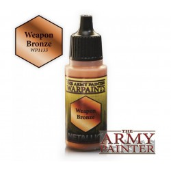 FARBA WARPAINTS WEAPON BRONZE THE ARMY PAINTER