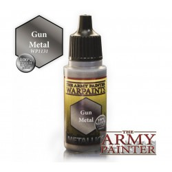 FARBA WARPAINTS GUN METAL THE ARMY PAINTER