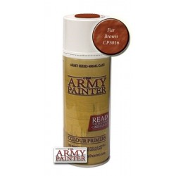 FARBA W SPRAYU WARPAINTS FUR BROWN THE ARMY PAINTER