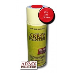 FARBA W SPRAYU WARPAINTS PURE RED THE ARMY PAINTER