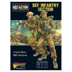 BEF INFANTRY SECTION BOLT ACTION