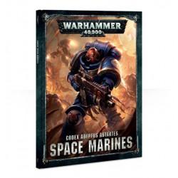 CODEX ADAPTUS ASTARTES SPACE MARINES WARHAMMER 40000