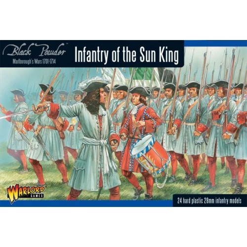 MARLBOROUGH'S WARS INFANTRY OF THE SUN KING