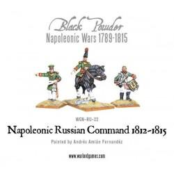 NAPOLEONIC WARS: RUSSIAN COMMAND 1812-1815 BLACK POWDER