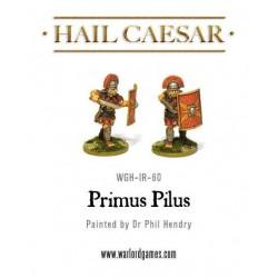 IMPERIAL ROMANS PRIMUS PILUS HAIL CEASAR
