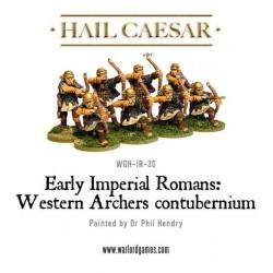 IMPERIAL ROMANS: WESTERN AUXILIARY ARCHERS  HAIL CAESAR