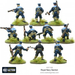 ROYAL NAVY SECTION BOLT ACTION