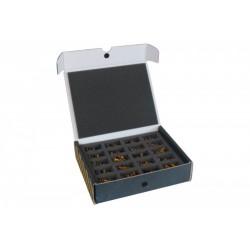 PUDEŁKO BLACK BOX Z PIANKĄ NA 20 MODELI