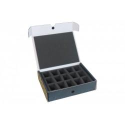 PUDEŁKO BLACK BOX Z PIANKĄ  NA 15 MODELI