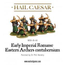 IMPERIAL ROMANS: EASTERN AUXILIARY ARCHERS HAIL CAESAR