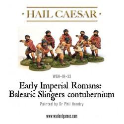 IMPERIAL ROMANS: BALEARIC SLINGERS CONTUBERNIUM HAIL CAESAR