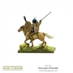 KING JUBA I OF NUMIDIA HAIL CAESAR