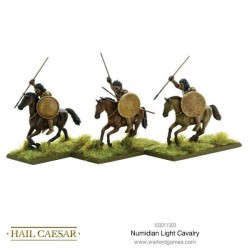 NUMIDIAN LIGHT CAVALRY HAIL CAESAR
