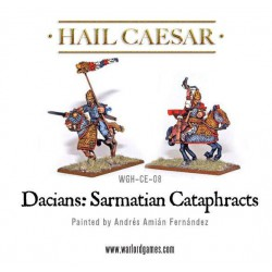 SARMATIAN CATAPHRACTS HAIL CEASAR