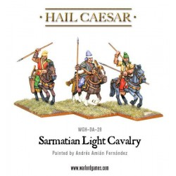 SARMATIAN LIGHT CAVALRY HAIL CAESAR