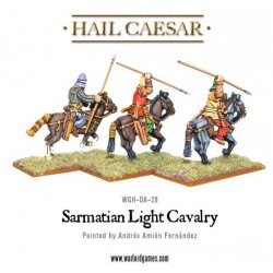 SARMATIAN LIGHT CAVALRY HAIL CAESAR