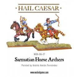 SARMATIAN HORSE ARCHERS HAIL CAESAR