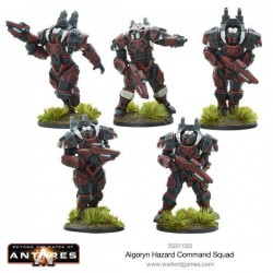 ALGORYN HAZARD COMMAND SQUAD GATES OF ANTARES