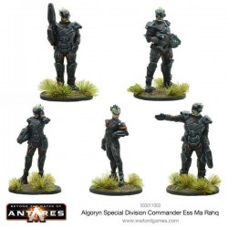 ALGORYN SPECIAL DIVISION COMMANDER ESS MA RAHQ GATES OF ANTARES