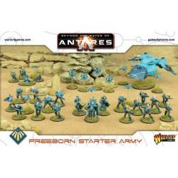 FREEBORN STARTER ARMY GATES OF ANTARES