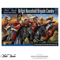 BRITISH HOUSEHOLD BRIGADE BLACK POWDER