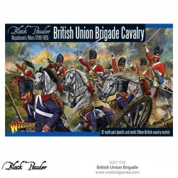 BRITISH UNION BRIGADE BLACK POWDER